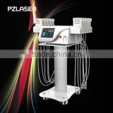 2016 Best selling beauty salon lipolysis equipment lipo laser for fat burning / distributors wanted lipolaser