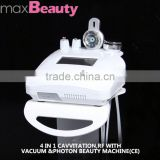 Cellulite Reduction M-S4 Rf Cavitation Belly Fat Loss Machine Slimming Cavitation Ultrasonic Liposuction Machine