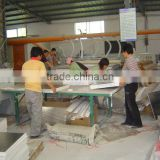 Gypsum ceiling tiles board production line