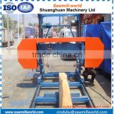Wood cutting Machine Portable Horizontal Band Saw Machine