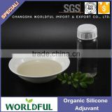 Agricultural Grade Organosilicone Surfactant Liquid CAS No. 67674-67-3 Organic Fertilizer