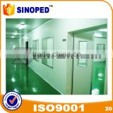 2017 SINOPED Air shower clean room ventilation systems,pharmaceutical clean room with high quality