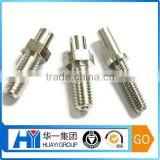 custom stainless steel hex male stud bolt and nut manufacturer