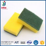(YF-SP25) Kitchen Cleaning Nylon Sponge Scrubber
