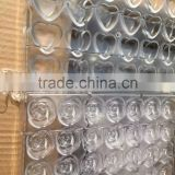 Injection plastic mold/PC chocolate mold