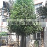 2015 hot sale artificial cedar tree indoor decor tree