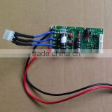 PCB control baord for Brushless DC motor of robot mower