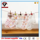 Wholesale Animal Shape 100% cotton soft touch thermal newborn baby socks many color can choose baby socking