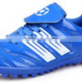 Professional Training Football Shoe Hot Sale Colorful Soccer Shoes Stock For Boy And Man