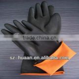 good quality Rubber gloves heavy duty Chemical Protection Gloves