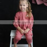 Children's Jumpsuit Linen Overalls Baby Romper Best Selling Products 2017 In USA
