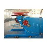 Auto Fixed 1500mm Welding Turning Table with VFD Control , 0 to 120 Tilting Welding Turn Table