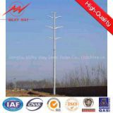 Electric Transmission Steel Tower Pole