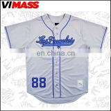 OEM/ODM service, high quality 2015 sublimated baseball jersey, sublimated baseball uniforms factory china