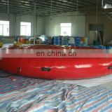 NEW Product Air Bouncer Inflatable Water Trampoline , Inflatable Water Island