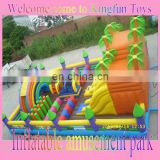 2013 Hot selling inflatable amusement palyground/inflatable fun city