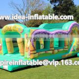 Best selling inflatable obstacle course for kids/cheap inflatable games ID-OB018