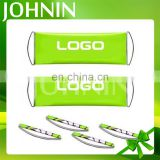 Wholesale High Quality PE Or PVC Custom Logo Fan Scrolling Hand Banner Flag