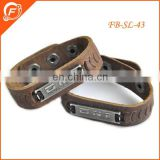 highly popular new men's fashion bangles for garment