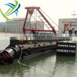 High Effciency Kaixiang Professional Hydraulic Diesel cutter suction Dredger Image