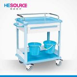 ABS Treatment Cart Influsion trolley Hospital medical nursing cart