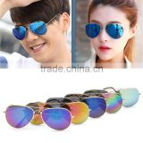 Europe The explosion of colorful Sunglasses