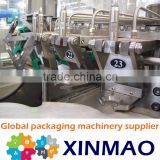 RCGF series tea and juice hot liquid filling machine/juice production line from 1000bph to25000bph