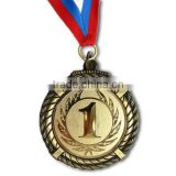 Zinc Iron Brass Custom made medal Customized sports event medal From Factory free shipping