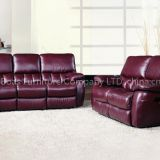 I'm very interested in the message 'leather sofa with recliner' on the China Supplier