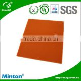Minton Insulation material bakelite sheet plate carrier for PCB drilling machine China supplier