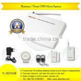 hot sales gsm home alarm addressable fire alarm system Business/Home GSM MMS security Alarm System YL--007M3B