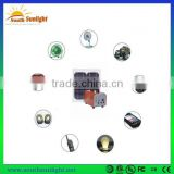 China cheapest wholesale price of 10W led solar home lighting system for home,hiking,camping with lowest shipping cost