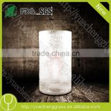 wholesale clear glass hanging ball candle holder