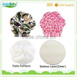 Organic natural material breast pads/nursing pads with laundry bags                                                                                                         Supplier's Choice