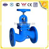 DIN standard PN16 globe cast iron check valve made in china
