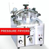 kfc chicken broaster ,kfc equipment ,electric pressure fryer (CE Approved , Manufacturer)