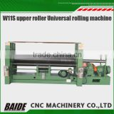 Baide W11S-10*3000 Hydraulic rolling machine, plate bending machine, 3 roller bending machine
