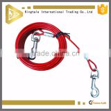 "10"" Hook and Loop Re-Usable Cable Tie Wraps with Plastic Buckle End for Extra Durability"