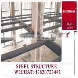 Prefab steel structure factory frame warehouse workshop shed building