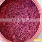 Manufacturers china metallic pigment colour paint pigments