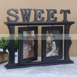 "Cheap ""MDF and wood material craft practical frame"""