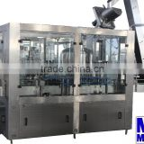 MIC-12-12-1 Machinery aluminium beer cans filling machineand capping machine can reach 1400-3500 bph with ce approved
