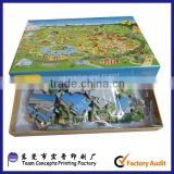 wholesale adult custom jigsaw puzzle game 500 pieces