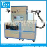 science laboratory used CVD equipment with MFCS / CVD system with 1200C tube furnace                                                                         Quality Choice
