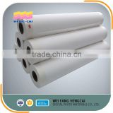 Stretched Waterproof Poly And Cotton Canvas Fabric For Painting