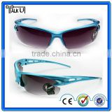 New design high performance cycling racing men sport sunglasses, custom logo anti-UV outdoor sport sunglasses