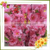 hot sale artificial peach blossom trees