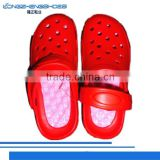Wholesale good quality fashion health massage clogs for women