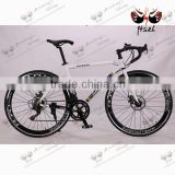 INquiry about 700C high quality road bike with aluminium alloy frame 14 speed road bike