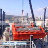 Metal Tailings Processing Machine Ceramic Disc Vacuum Filter for mining Slurry Treatment